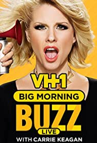 Carrie Keagan in Big Morning Buzz Live (2011)