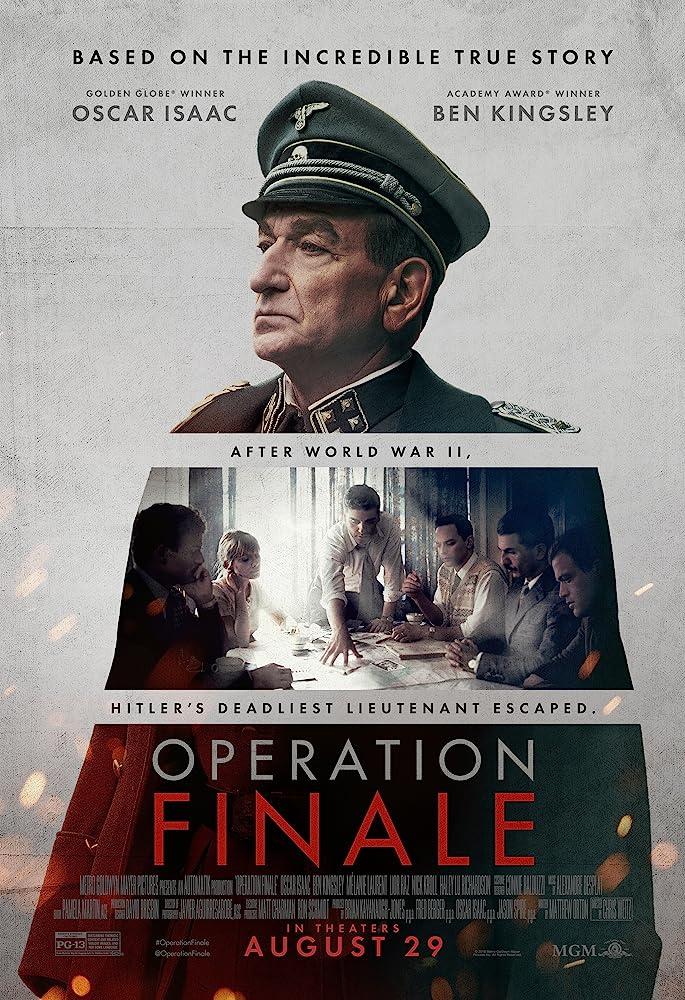 فيلم Operation Finale مترجم