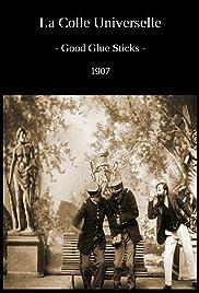 Good Glue Sticks Poster