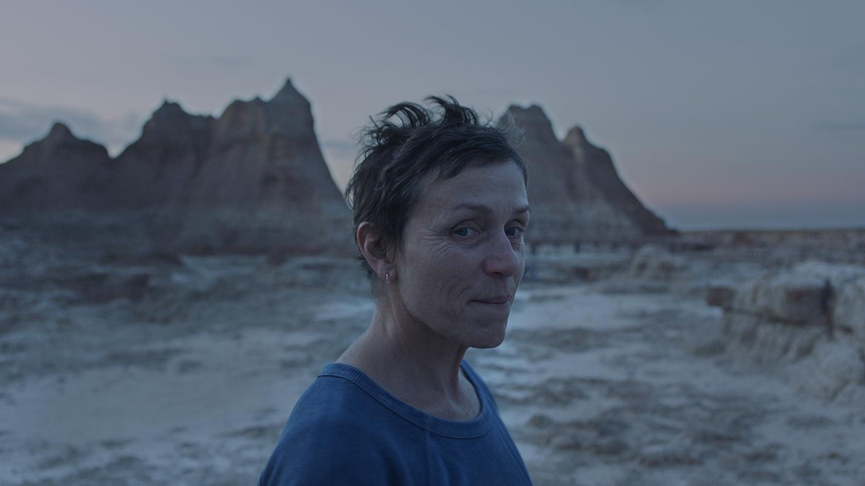 Frances McDormand in Nomadland (2020)