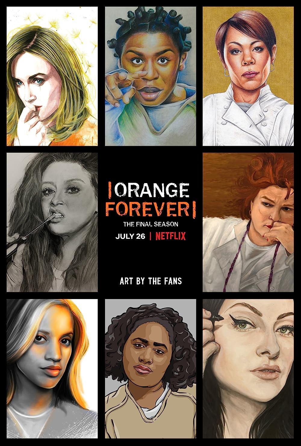 Black scene new sex the is orange Orange Is