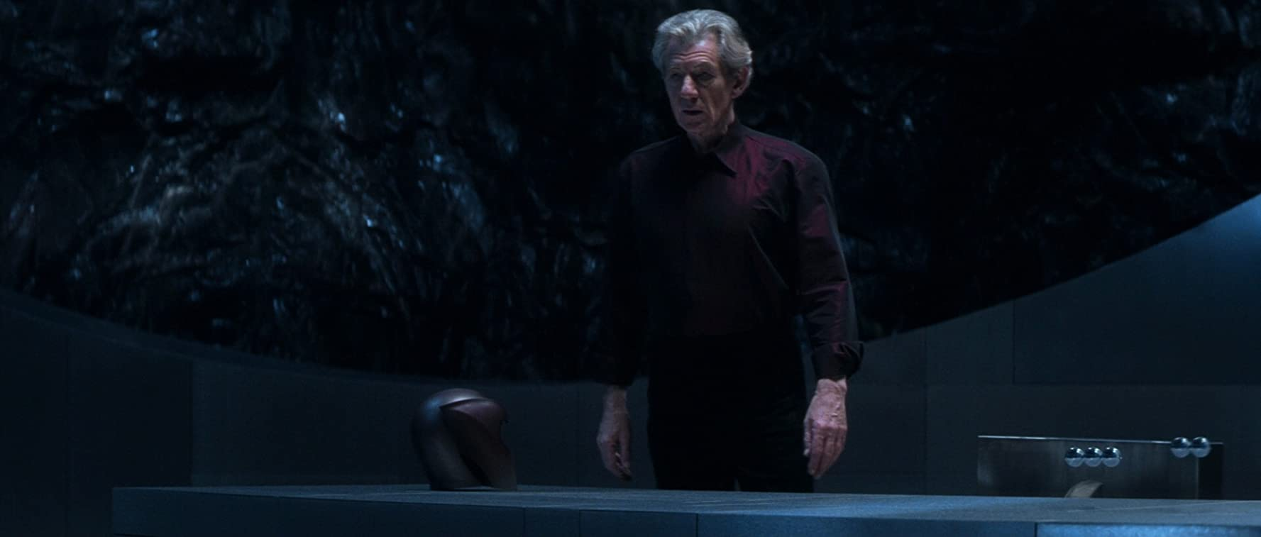 Ian McKellen in X-Men (2000)