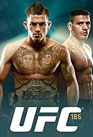 UFC 185: Pettis vs. dos Anjos Poster