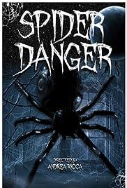 Spider Danger Poster