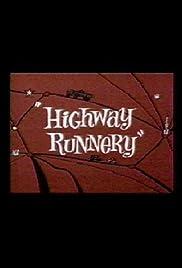 Highway Runnery Poster
