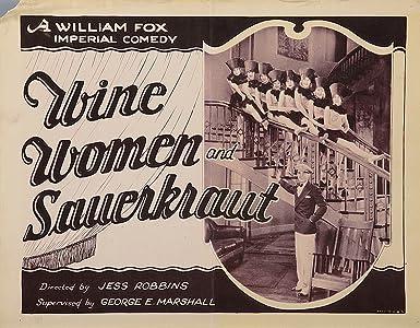 Wine, Women and Sauerkraut USA