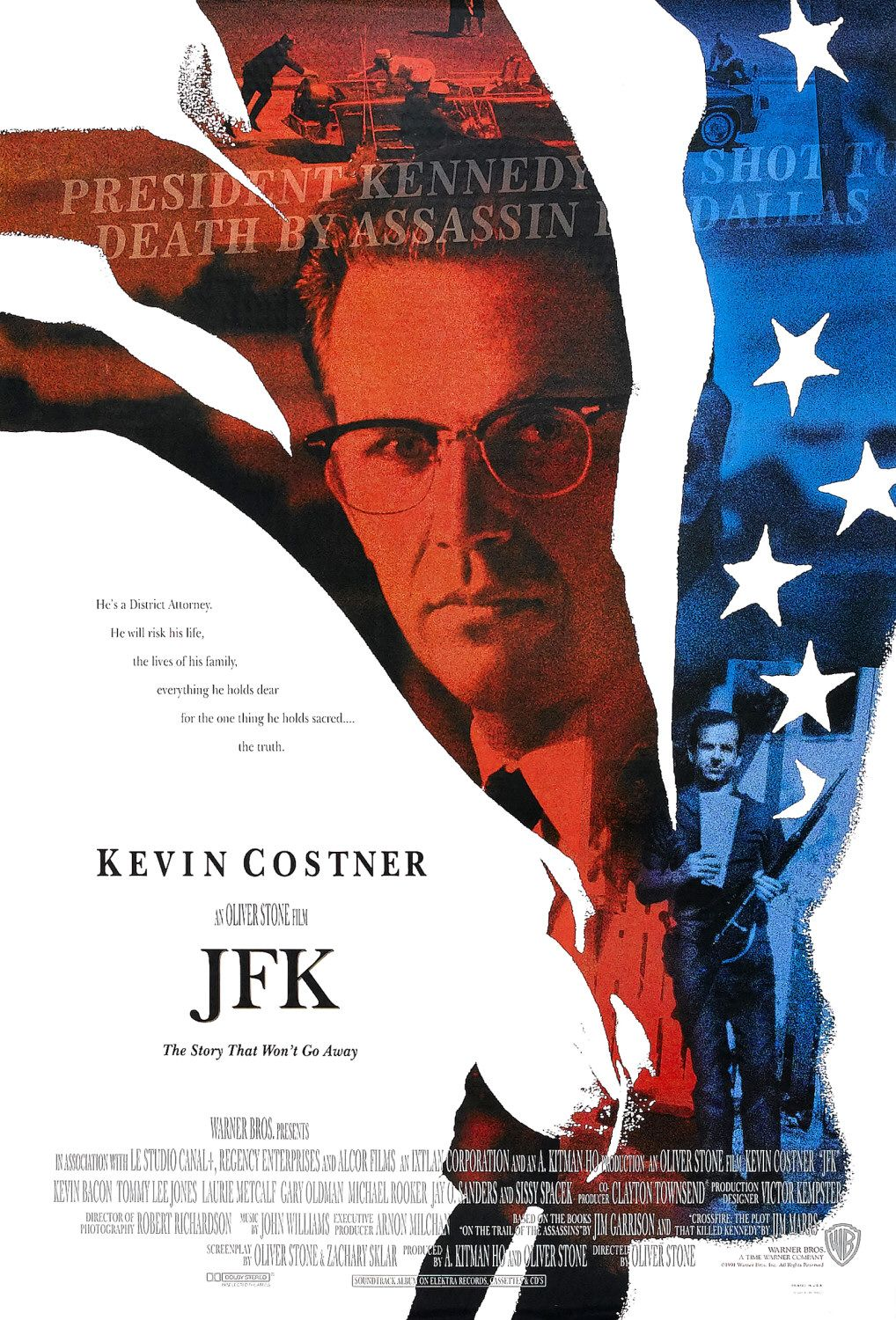 JFK (1991) BluRay 720p & 1080p