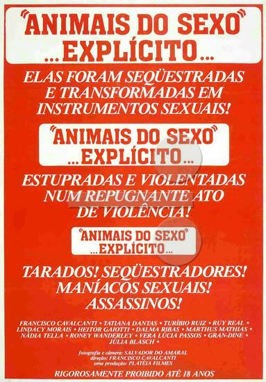 Animais do Sexo ((1984))