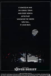 Silver Bullet (1985) Poster - Movie Forum, Cast, Reviews