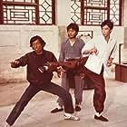 Mandy Chan, Donnie Yen, and Woo-Ping Yuen in Siu Tai Gik (1984)