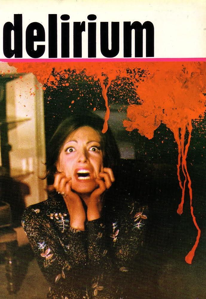 Rita Calderoni in Delirio caldo (1972)
