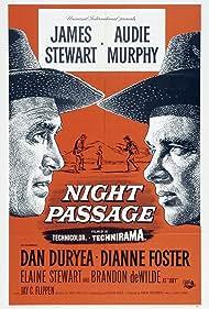 Night Passage (1957) Poster - Movie Forum, Cast, Reviews