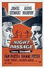 Night Passage (1957) Poster