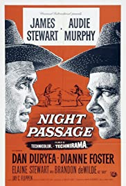 Night Passage (1957) Poster - Movie Forum, Cast, Reviews