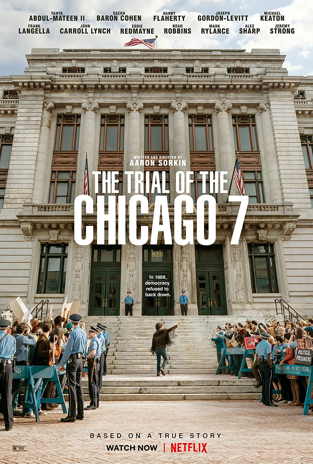The Trial of the Chicago 7 (2020) Subtitle Indonesia
