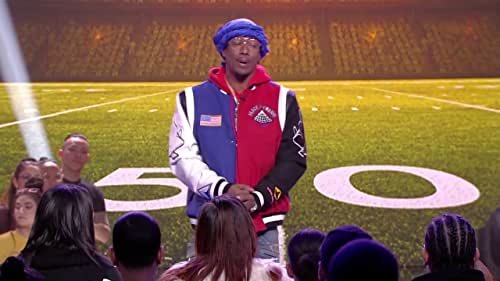 NICK CANNON PRESENTS WILD N' OUT: Laurie Hernandez Faces Off With Justina Valentine In The Ring