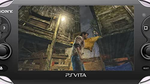 Uncharted: Golden Abyss (Demo Play)