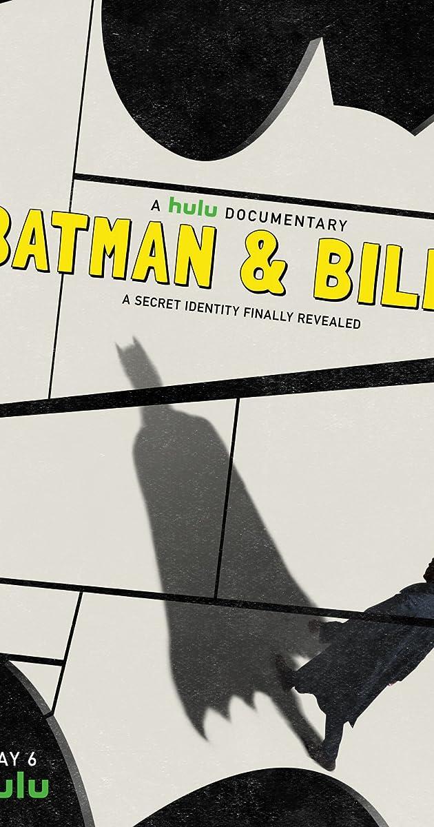 Subtitle of Batman & Bill