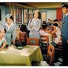 Julie Yeh Feng in Kong zhong xiao jie (1959)