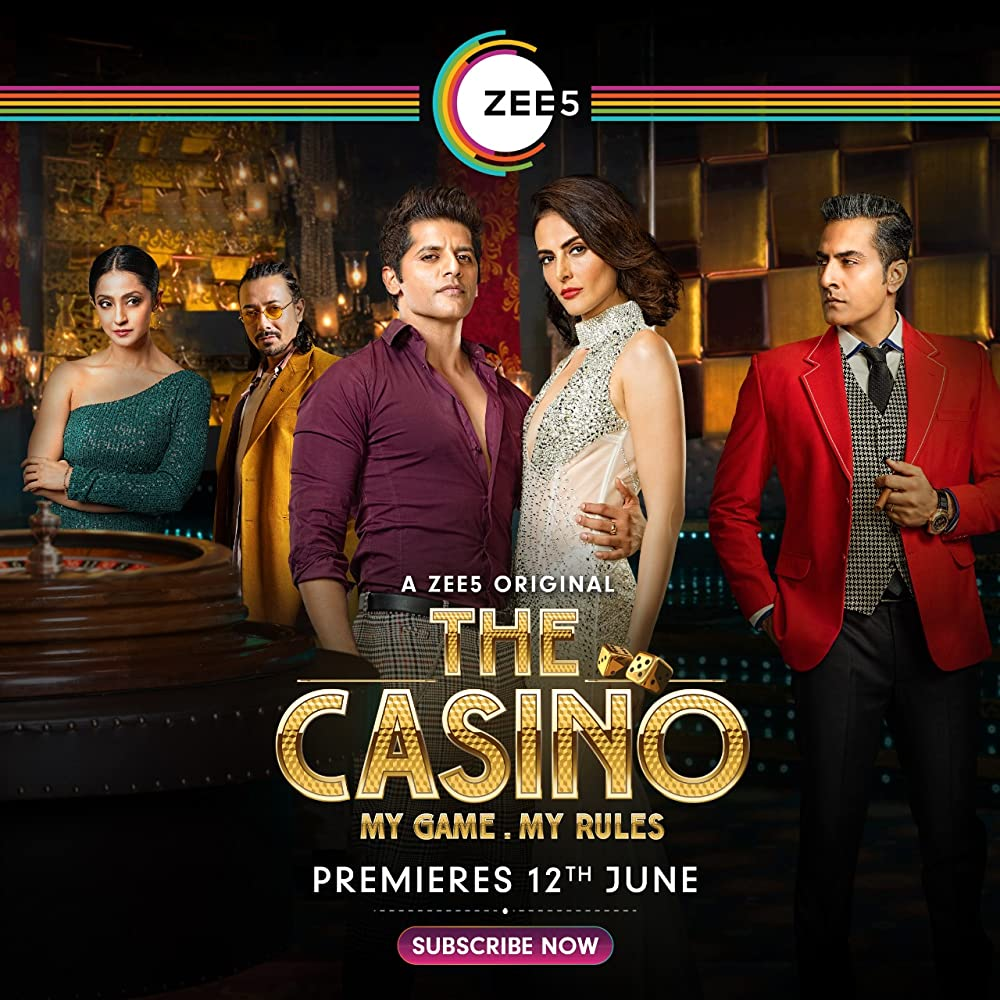 The Casino (2020) Hindi S01 EP(01-10) WEB-DL