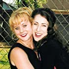 Cindy Baer and Celeste Marie Davis in The Making of 'Purgatory House' (2005)