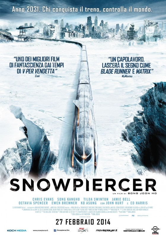 Snowpiercer (2013)