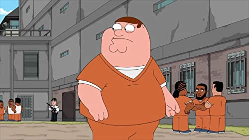 Family Guy: Peter Doesn't Have A Prison Gang