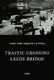 Traffic Crossing Leeds Bridge (1888)