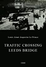Traffic Crossing Leeds Bridge