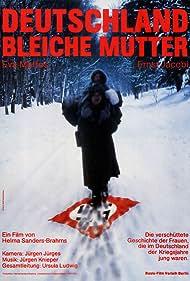 Deutschland bleiche Mutter (1980)