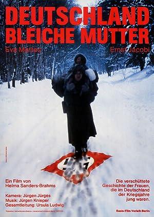 دانلود زیرنویس فارسی فیلم Germany Pale Mother 1980