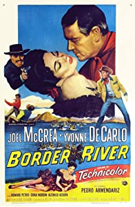 Movies mpeg download Border River USA [HDRip]