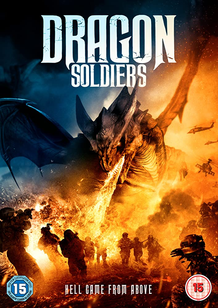 Dragon Soldiers 2020 full hd English 480p HDRip 300MB