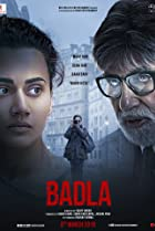 Badla (2019) Poster