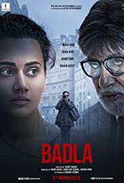Watch Full HD Movie Badla (2019)