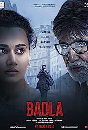 Nonton Film Badla (2019)