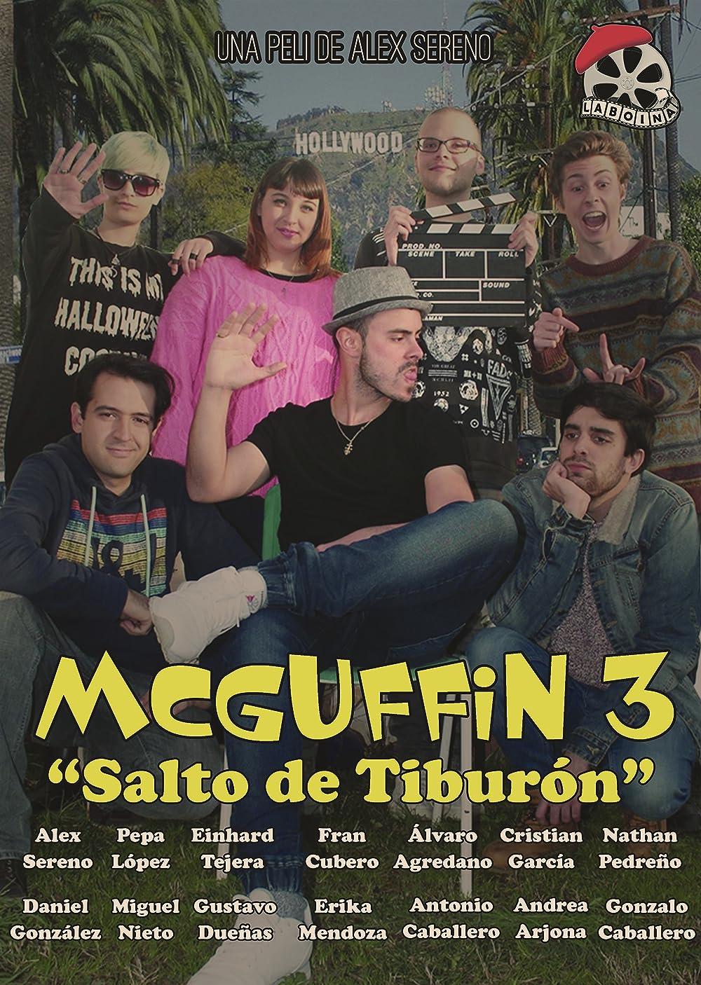 McGuffin 3: Salto de Tiburón 2016