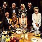 Gitte Hænning, Hubertus Meyer-Burckhardt, Frank Plasberg, Barbara Schöneberger, Gil Ofarim, Anne Gesthuysen, Wolfgang Trepper, Daniela Katzenberger, and Heinrich Bedford-Strohm in NDR Talk Show (1979)
