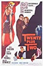 Twenty Plus Two (1961) Poster