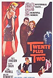 Twenty Plus Two (1961) Poster - Movie Forum, Cast, Reviews