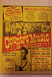 Country Music on Broadway Poster