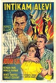 Intikam alevi Poster