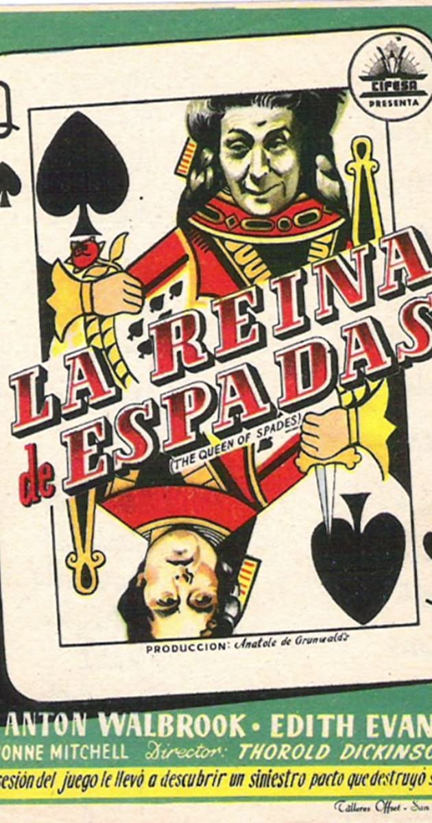 The Queen of Spades (1949) Subtitles