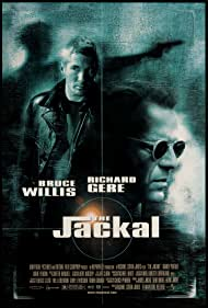 Richard Gere and Bruce Willis in The Jackal (1997)