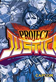 Project Justice Poster