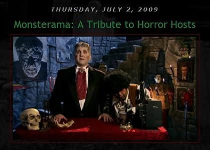 Partage de téléchargements de films Monsterama: A Tribute to Horror Hosts, Brian Anthony [Bluray] [hd720p] [640x640]