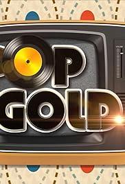 Pop Gold Poster