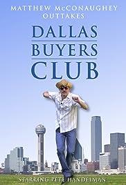 Matthew McConaughey: Outtakes - Dallas Buyers Club Poster