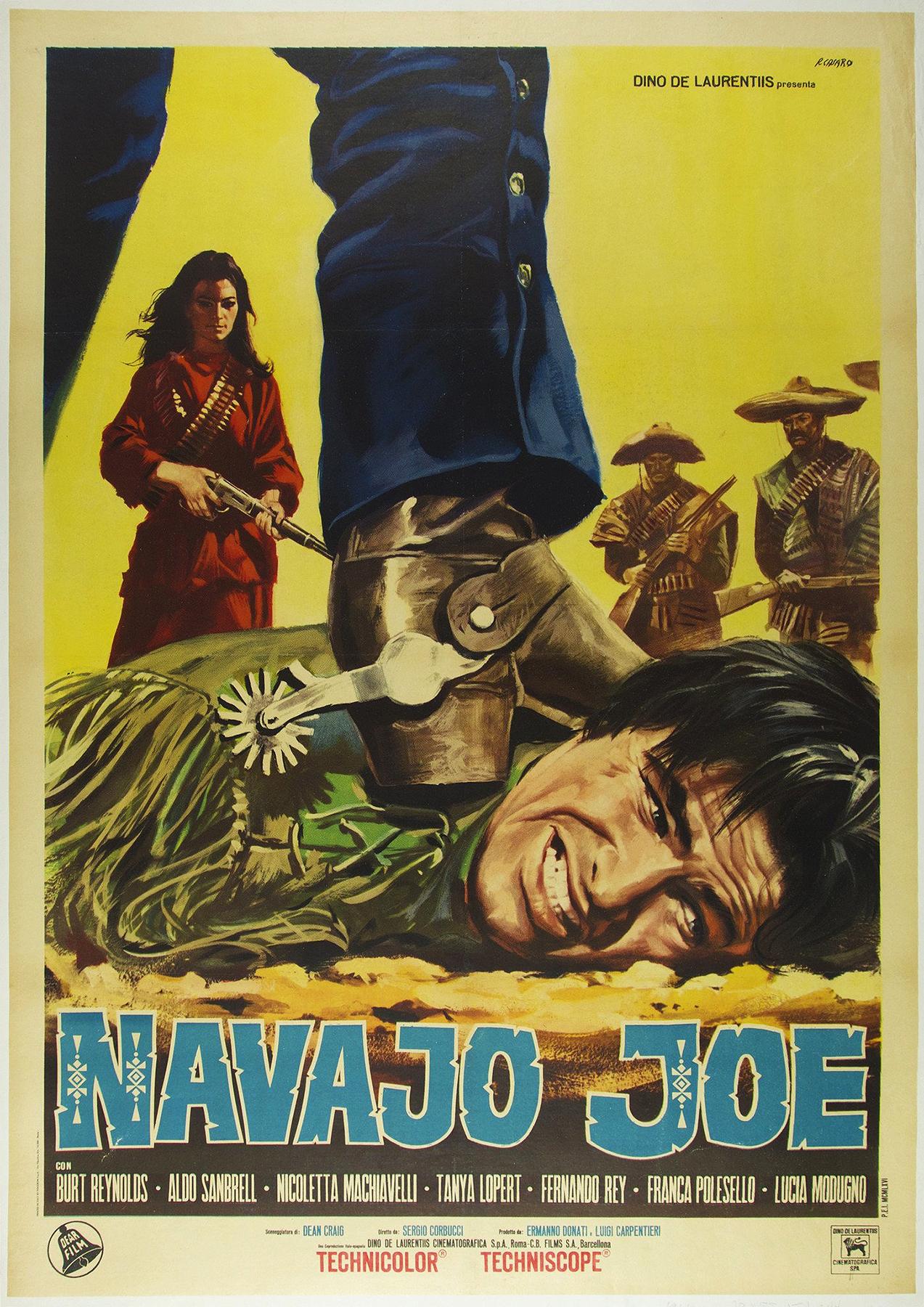 Navajo Joe (1966) - IMDb