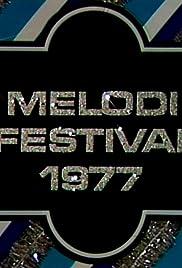 Melodifestivalen 1977 Poster